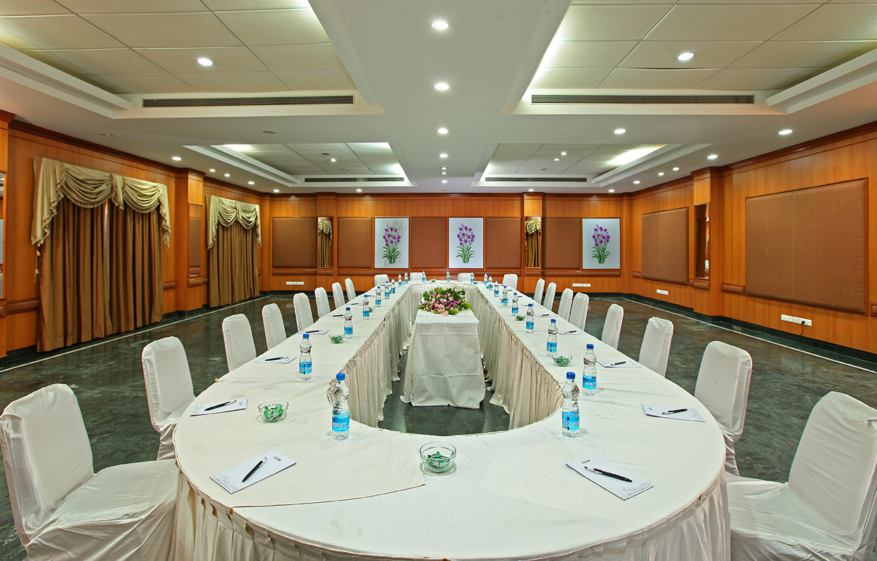 Orchid Conference hall